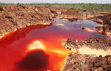 các nguyên nhân gây ô nhiễm môi trường