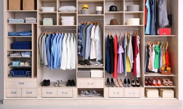 hút ẩm tủ quần áo