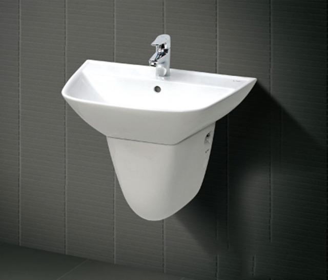 kích thước lavabo inax
