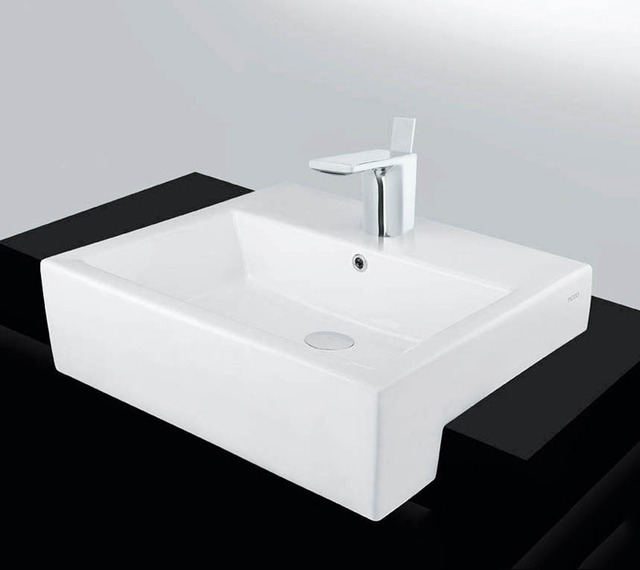 kích thước lavabo toto