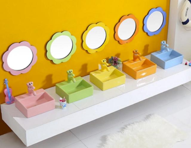 lavabo trẻ em