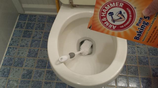 Vệ sinh nhà tắm